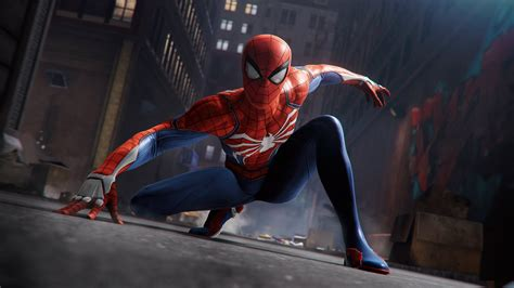 Spiderman Ps4 Pro 2018 4k, Hd Games, 4k Wallpapers, Images, Backgrounds, Photos And Pictures