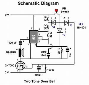 Wiring Diagram Doorbell