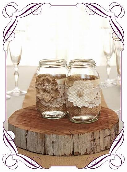 Jar Table Posy Centrepiece Flowers Samantha Options