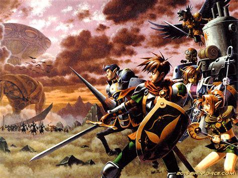 Shining Force Iii  Wallpaper  Segashin Force > Elite