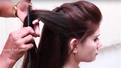 simple hairstylehair style girlparty hairstylesawesome