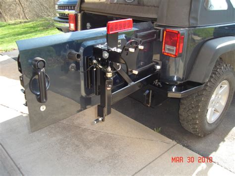 homemade jeep bumper plans homemade rear bumper page 4 jk forum com the top