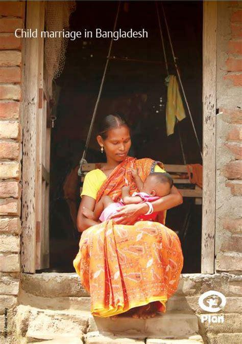 child marriage  bangladesh plan international