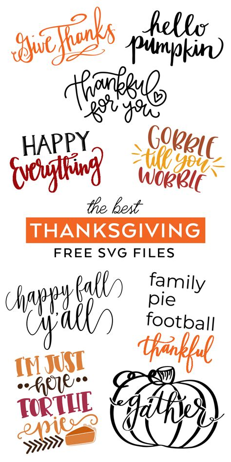 Thanksgiving icons and vector packs for sketch, adobe illustrator, figma and websites. Free Thanksgiving SVG Files - SVG Cut Files - Pineapple ...