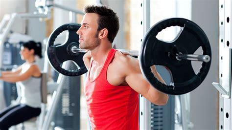 Se Muscler En Salle De Sport by Le Guide Pratique Des Sportifs