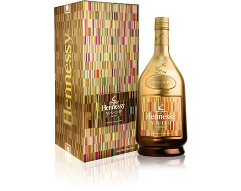 Hennessy V.s.o.p Privilege Limited Edition Bottle By Peter