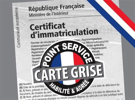 Avis Site Carte Grise by Cartaplac Service Carte Grise Garagiste Et Centre Auto