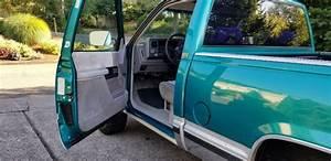 1994 Chevrolet Silverado 1500 K1500 Z71 4x4 Short Wide Bed
