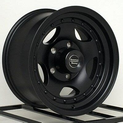 black wheels rims jeep wrangler ford ranger