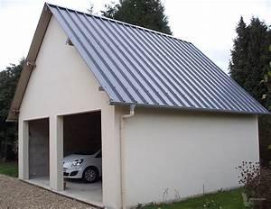 Entreprise Vignon : Réalisation de toitures en zinc et bac acier Vignon
