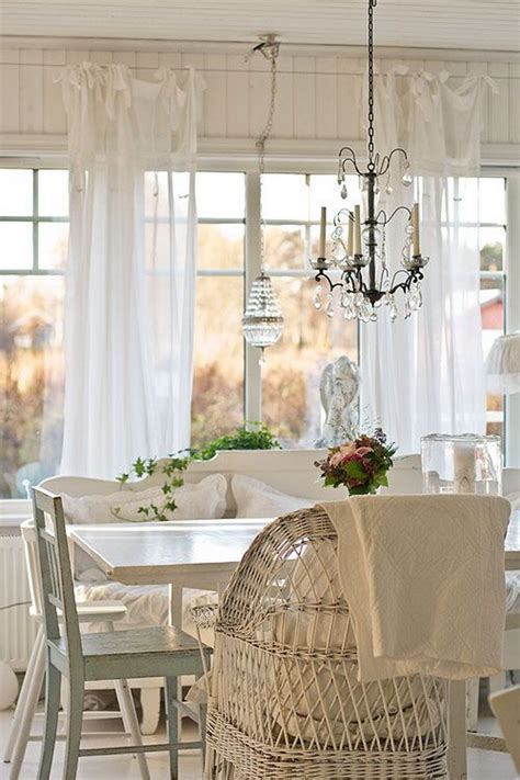 shabby chic dining room curtains shabby chic dining room ideas awesome tables chairs and chandeliers for your inspiration