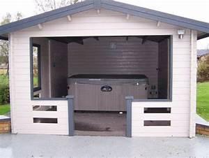 Spa En Bois Pas Cher : abris pour spas gazebo kiosque spa pinterest ~ Premium-room.com Idées de Décoration