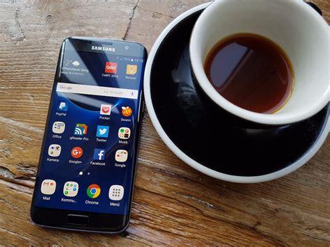 Samsung Galaxy S7 Und S7 Edge Im Test So Geht Evolution