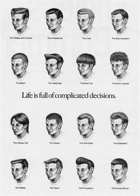 Hairstyles Names For Boys by 1000 Ideas About Haircut Names On
