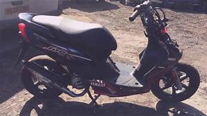2008 Yamaha Jog Rr 50 Scooter Walk Around And Start Up