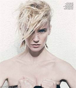 January Jones smoulders in raunchy new photo shoot | Daily ...