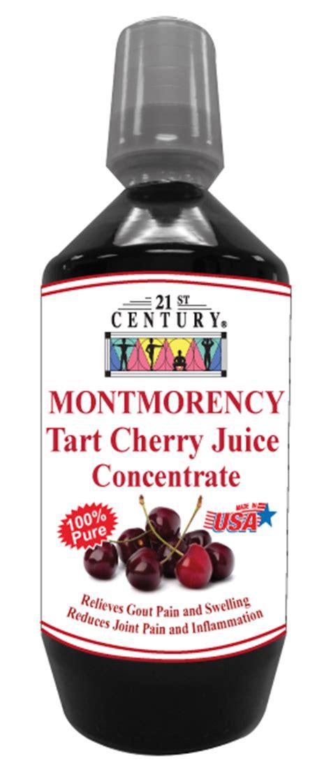 Tart Cherry Juice Concentrate 500ml, 1057 cherries per
