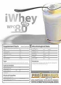 Wpc Test 2016 : erfahrung iwhey whey protein wpc 80 im test november 2018 ~ Frokenaadalensverden.com Haus und Dekorationen