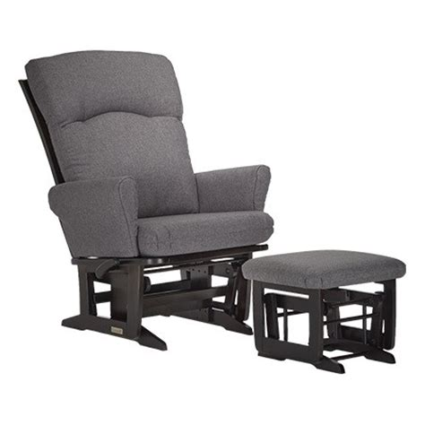 Dutailier Rocking Chair And Ottoman by Dutailier Grand Modern Glider Ottoman Dutailier