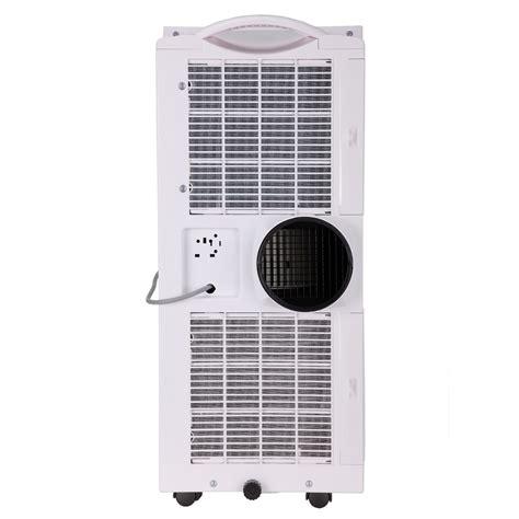portable air conditioner fan homegear 9000 btu portable air conditioner dehumidifier