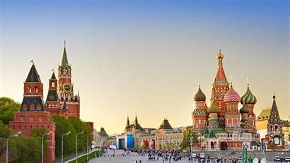 Moscow Russia Square Capital Tours Holiday