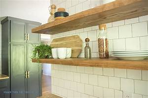 how to install heavy duty floating shelves for the With why choosing floating kitchen wall shelves