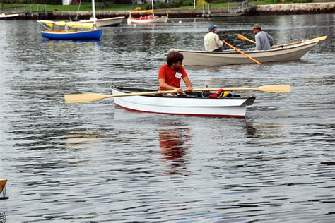 Army Punt Boat by What Makes A Sailing Canoe