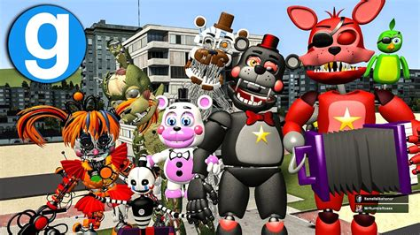 Brand New Huge Fnaf 6 Pill Pack Funny Moments! Five Nights