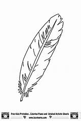 Feather Coloring Eagle Feathers Printable Native Outline Template Patterns Clipart Adult Tattoo Tattoos Printables Learns Lucy Cliparts Indian Colouring Templates sketch template