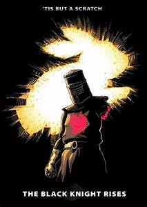 THE BLACK KNIGHT RISES - Monty Python with a Dark Knight ...