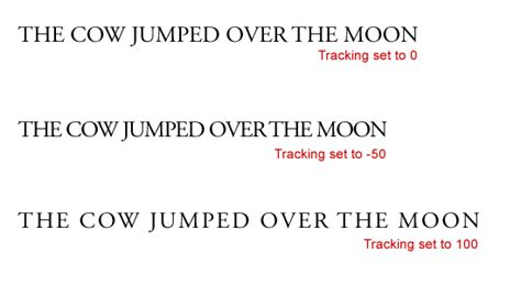 spaced out tracking in typography sitepoint