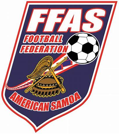 Samoa Football American Federation Svg Logos Badge