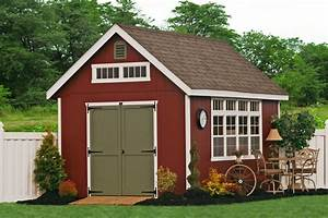 premier garden sheds and barns With backyard buildings and more