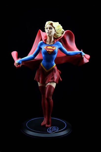 Supergirl Dc Figure Collectibles Giveaway Tv Collectables