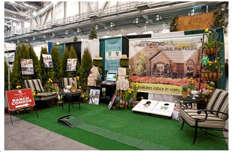 grand rapids home garden show booth  covenant