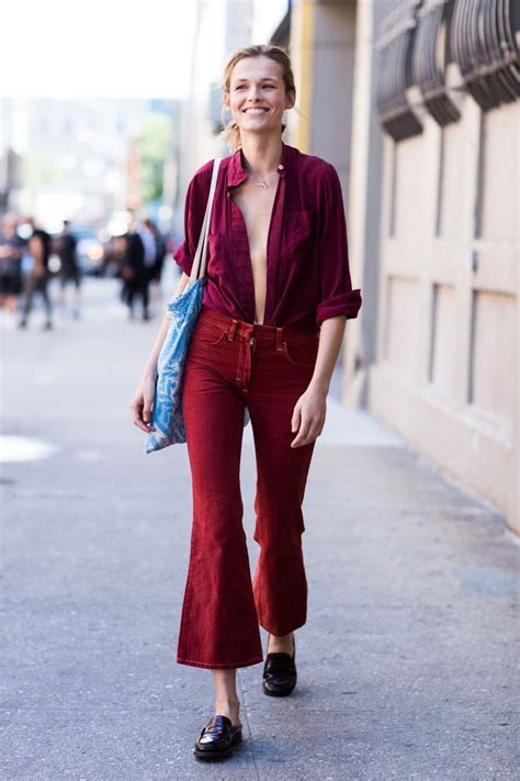 How To Wear Flared Pants (Outfit Ideas) 2018   FashionTasty.com