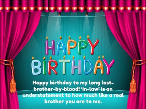 birthday wishes  brother  law  images happy