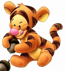 Winnie The Pooh Character – Tigger | The Art Mad ...