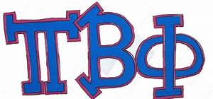 welcome to pi beta phi With pi beta phi letters