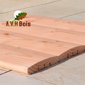Lame De Bois Terrasse : profil bomb lame de terrasse douglas avh bois ~ Dailycaller-alerts.com Idées de Décoration