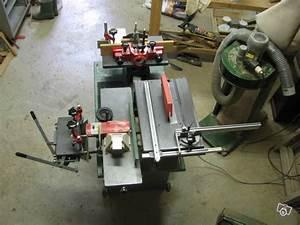 Machine A Bois Kity : avis achat combin kity florentp ~ Dailycaller-alerts.com Idées de Décoration