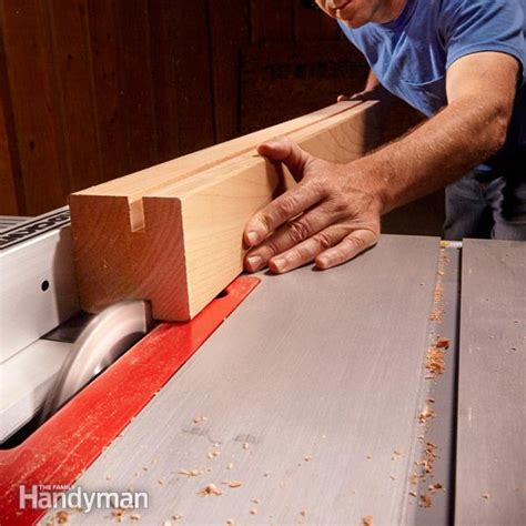 table  tips  techniques  family handyman