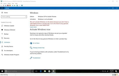 how to use machines to test windows 10 insider builds without risking your system