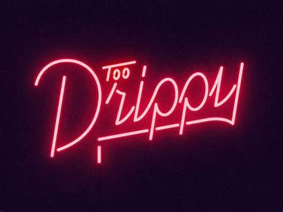Drippy Diamonds Wrist Dribbble David