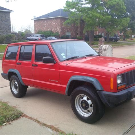 big red jeep big red jeep cherokee forum