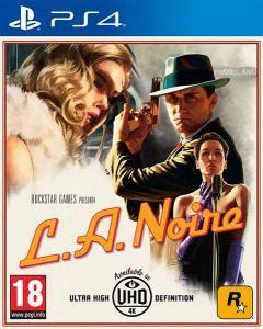 Todo inicio juegos ps3 juegos ps4 juegos ps5 nintendo switch. L.A. Noire para PlayStation 4 :: Yambalú, juegos al mejor precio