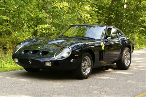 To duplicate this car would almost be impossible, unless you have very deep pockets and are ready to spend hundreds of hours in your garage. 1962 Ferrari 250 GTO Replica for sale #111599   MCG