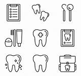 Dental Icon Clipart Coloring Icons Dentist Drawing Pages Coloringpagesfortoddlers Tooth Teeth Vector Brush Need Dentists sketch template