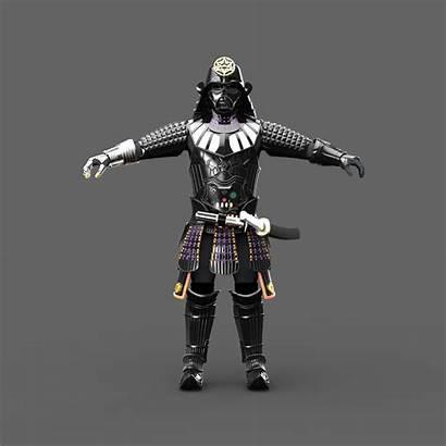 Samurai Artstation Vader Darth Cosplay Wars Star