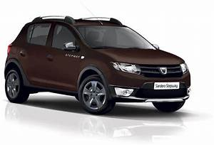 Equipement Dacia Sandero Stepway Prestige : s rie limit e dacia sandero urban stepway actu automobile ~ Gottalentnigeria.com Avis de Voitures